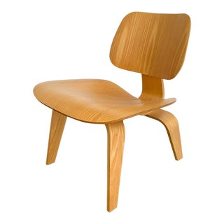 Eames Lcw Lounge Chair for Herman Miller For Sale