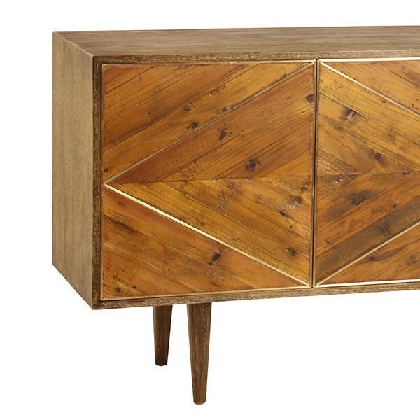 Mid Century Style Deco Sideboard Chairish