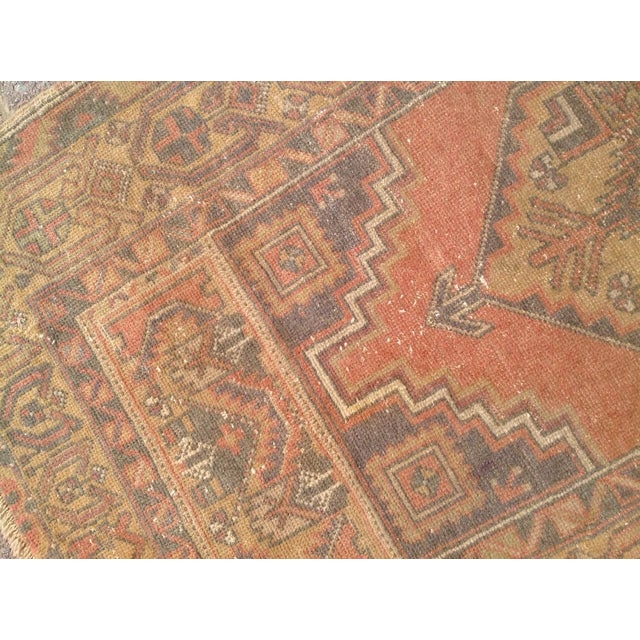 Vintage Anatolian Rug - 3′4″ × 6′1″ For Sale In Raleigh - Image 6 of 7