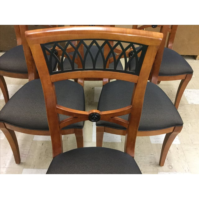 Century Furniture Capuan Biedermeier Chairs - Image 3 of 5