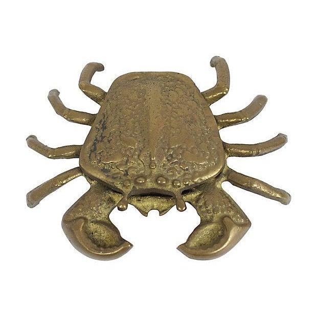 Brass Crab Trinket Box - Image 3 of 5
