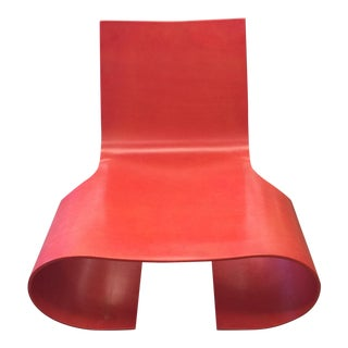 Peter Karpf Oto Voxia Collection Lounge Chair For Sale