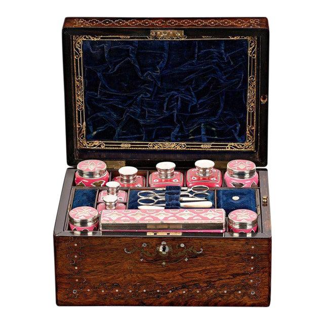 Victorian Nécessaire de Voyage For Sale