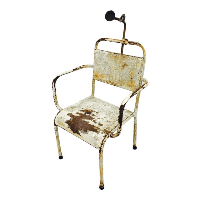 Vintage Medical Chair For Sale