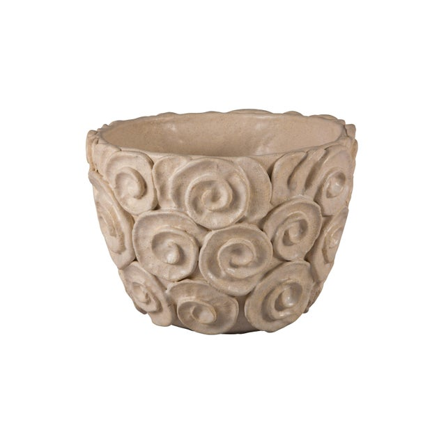 White Stoneware Bowl With Glaze Lead Time 0-3 Weeks