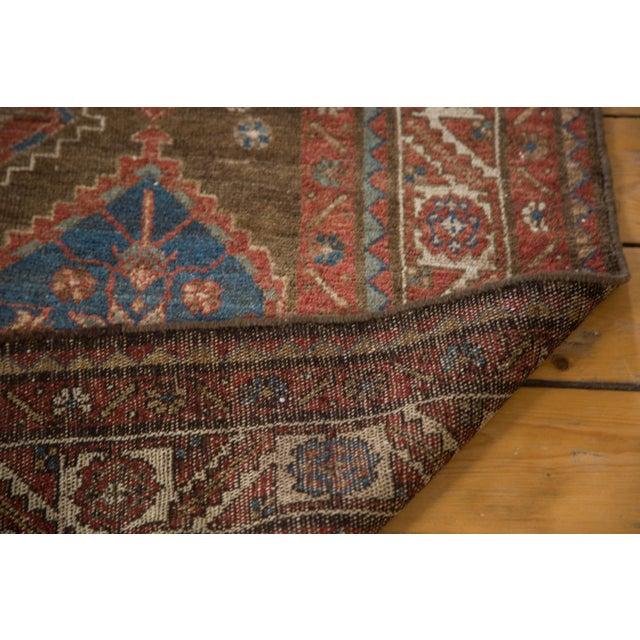 """Vintage Persian Malayer Rug - 4'1"""" X 7' - Image 6 of 8"""