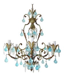 Image of Newly Made Art Nouveau Chandeliers