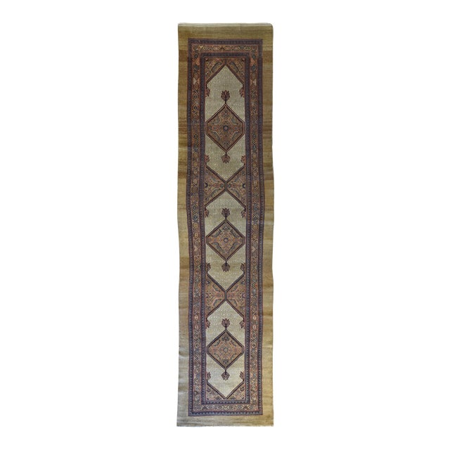 Antique North West Persian Hall Runner - Image 1 of 5