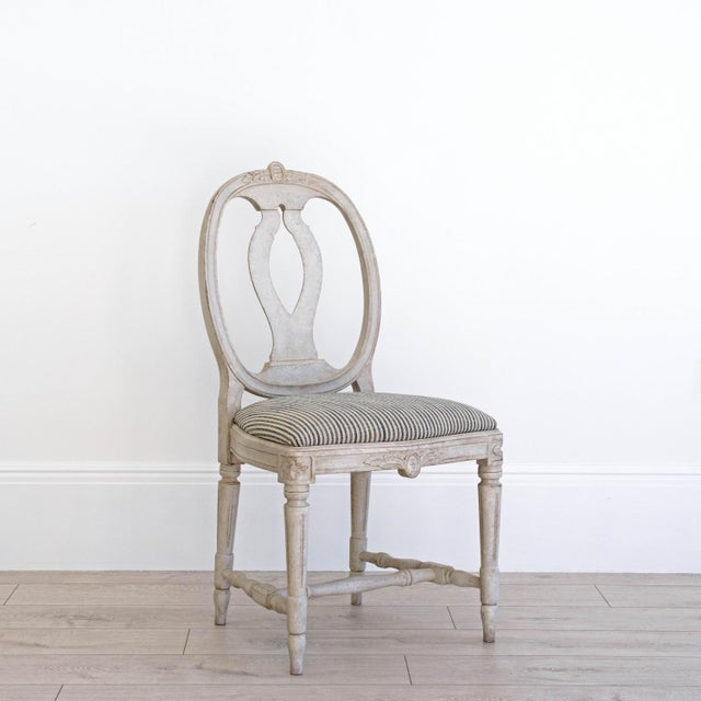 Not Yet Made - Made To Order Sköld Gustavian Dining Chair For Sale - Image 5 of 8