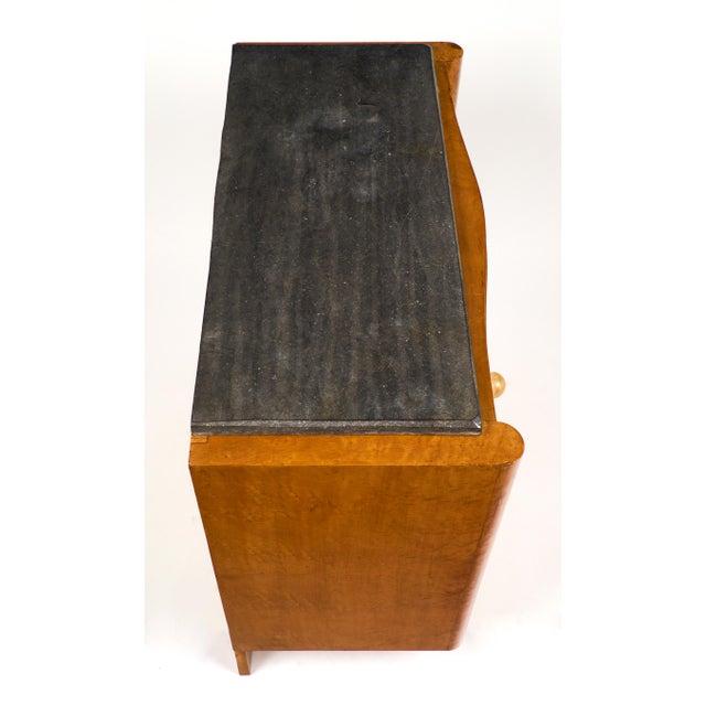 Art Deco Period Bird's-Eye Maple Dresser - Image 5 of 10