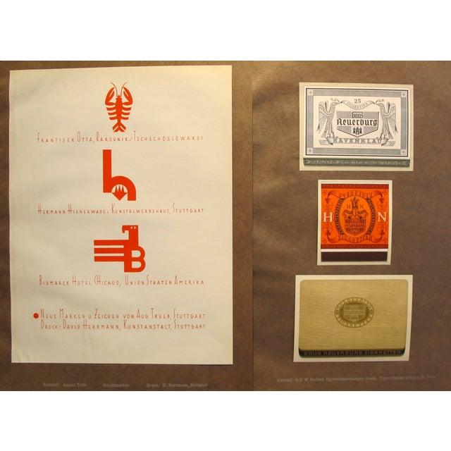 Art Deco Logos/Trademark Design - 4 - Image 1 of 6