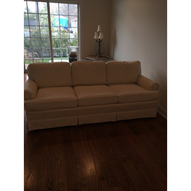 Transitional Sofa For Sale - Image 4 of 4