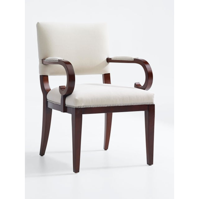 Ralph Lauren Mayfair Dining Arm Chair For Sale In Charlotte - Image 6 of 6
