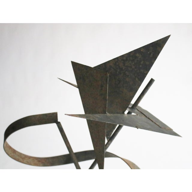 Calder-Style Brutalist Sculpture For Sale - Image 4 of 8
