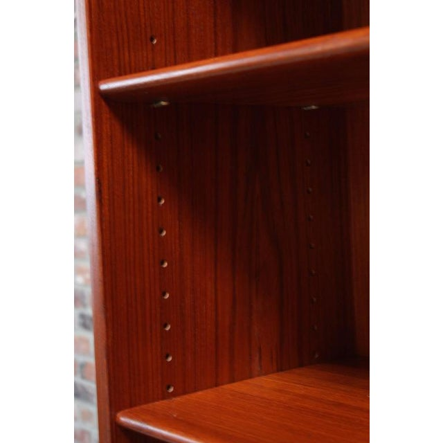 Hans Wegner for Ry Mobler Teak Book Shelf - Image 8 of 10