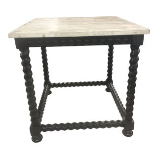 Vintage Cordova End Table For Sale