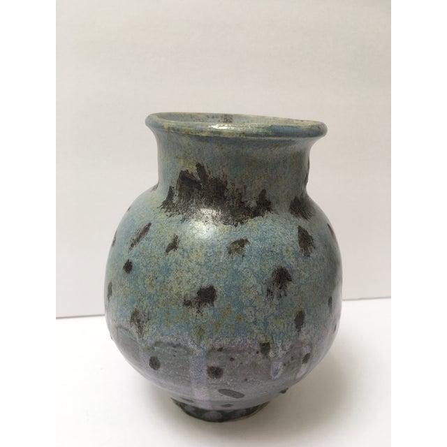 Nikki Ballere Studio Ceramic Vase - Image 3 of 6