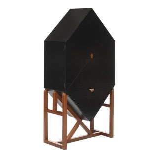 Erik Jorgensen Sculptural Cabinet For Sale