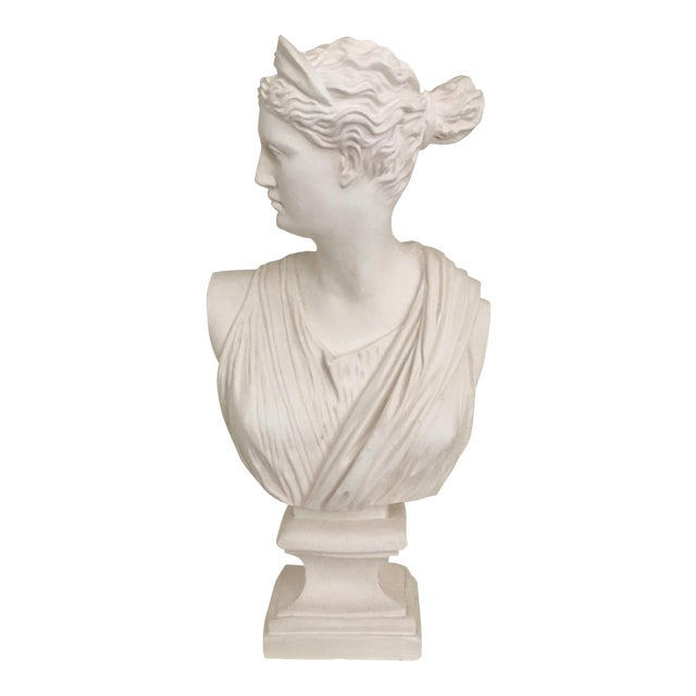 Bust of Diana the Huntress For Sale