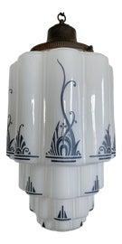 Image of Art Nouveau Pendant Lighting