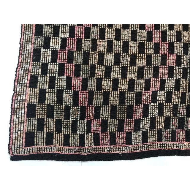 Turkish Rug Austin: 1960s Vintage Handmade Wool Floor Kilim Rug