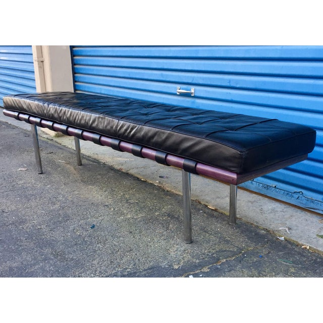 Mies Van Der Rohe Exhibition Bench - Image 2 of 10