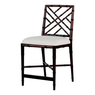 Century Furniture Brighton Counter Stool, Regency/Flax For Sale