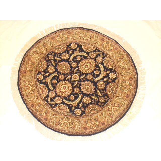 Sino Persian Tabriz - 4'x4' - Image 2 of 5