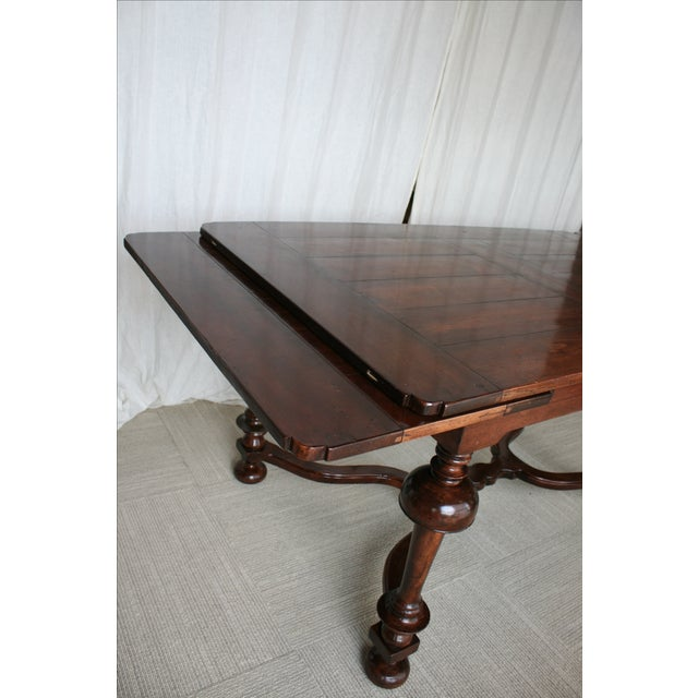 Bausman Extension Dining Table - Image 4 of 10