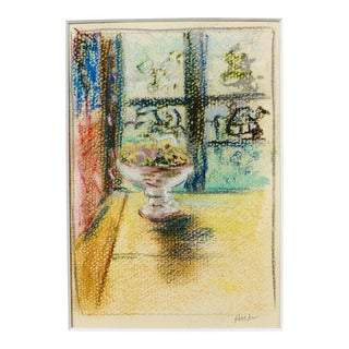 Figurative Drawing, Afternoon in France For Sale