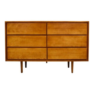 Conant Ball Maple Mid Century Dresser For Sale