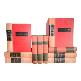Works of Winston Churchill Books - Set of 10 For Sale