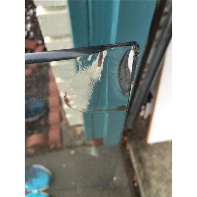 Milo Baughman Dia Chrome Glass Etagere - Image 5 of 5