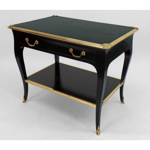 Frederick P. Victoria & Son, Inc. Louis XV Side Table For Sale - Image 4 of 6