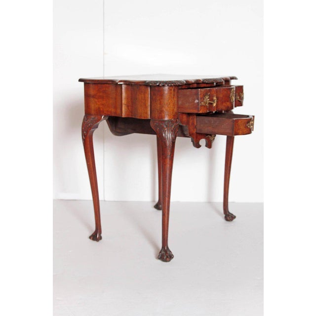 18th Century Dutch Lowboy For Sale - Image 11 of 13