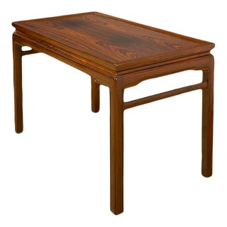 1950s Danish Lysberg, Hansen and Therp Rosewood End Table For Sale