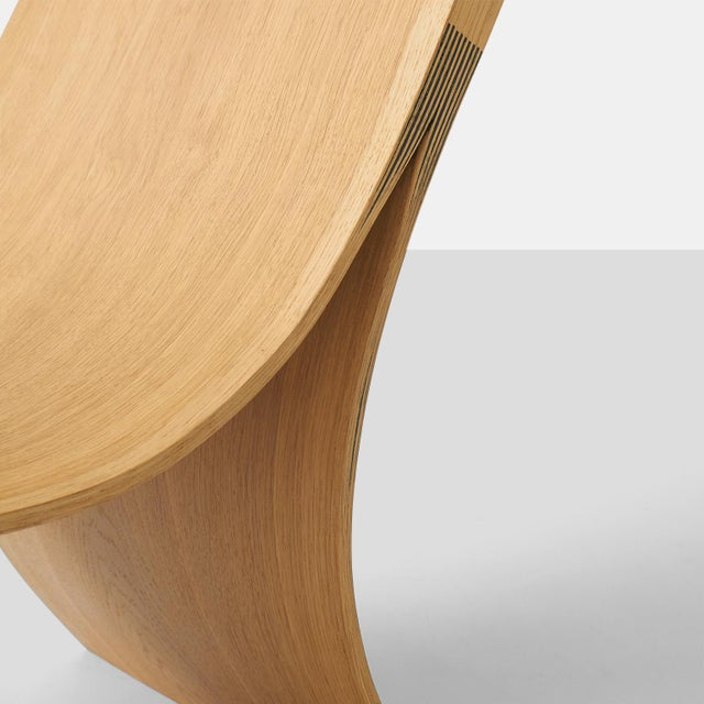 Lounge Chair by Kaspar Hamacher For Sale In San Francisco - Image 6 of 9