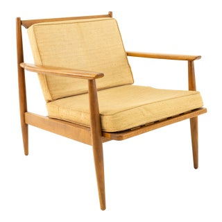 Viko Baumritter Mid Century Danish Style Lounge Chair For Sale