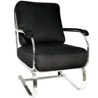 Kem Weber Springer Armchairs for Lloyd For Sale