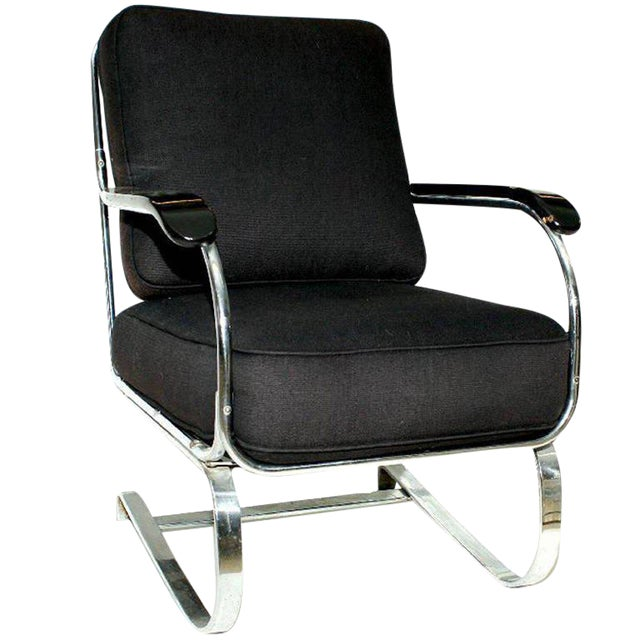 Kem Weber Springer Armchairs for Lloyd - Image 1 of 2