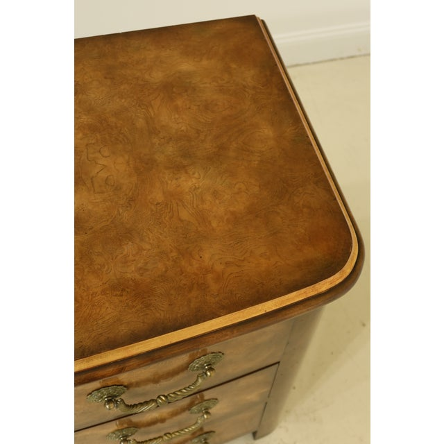 French Lineage Maitland Smith French Louis XVI Style Chest or Commode For Sale - Image 3 of 12