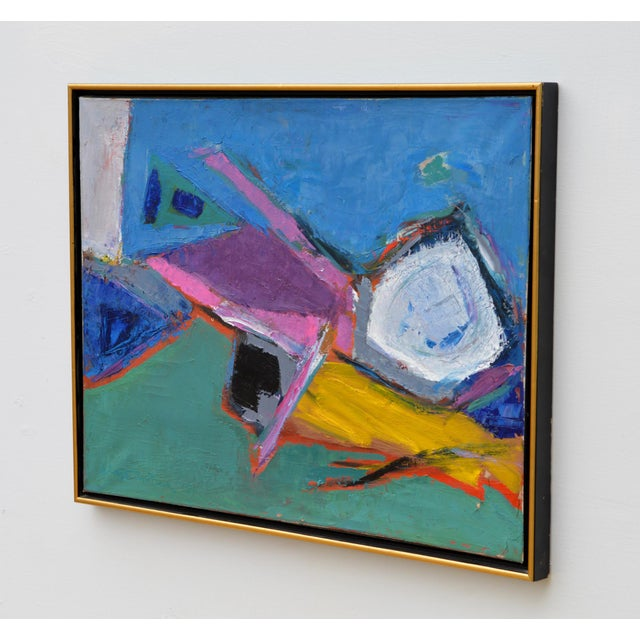Abstract Sublime Modern Abstract Painting For Sale - Image 3 of 13