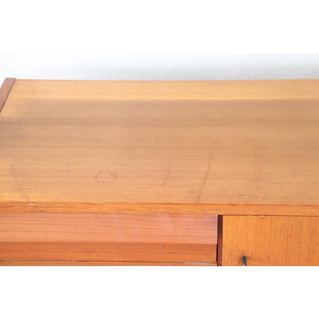 20th Century Italian Vintage Design Bookcase, 1970s For Sale - Image 9 of 11