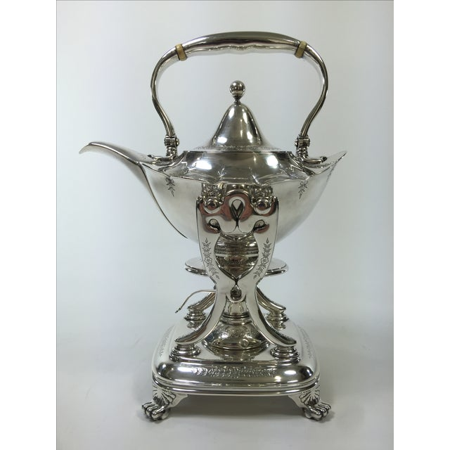 Tiffany & Co. Antique Sterling Silver Tea Pot - Image 2 of 11