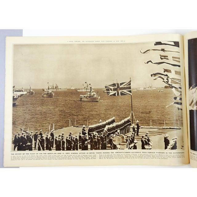 1953 Queen Elizabeth Coronation Book - Image 9 of 10