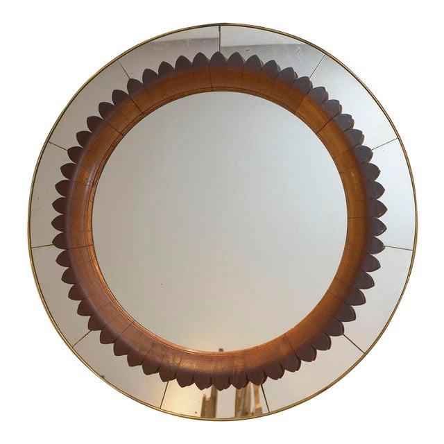 Fratelli Marelli 1940 Mirror For Sale