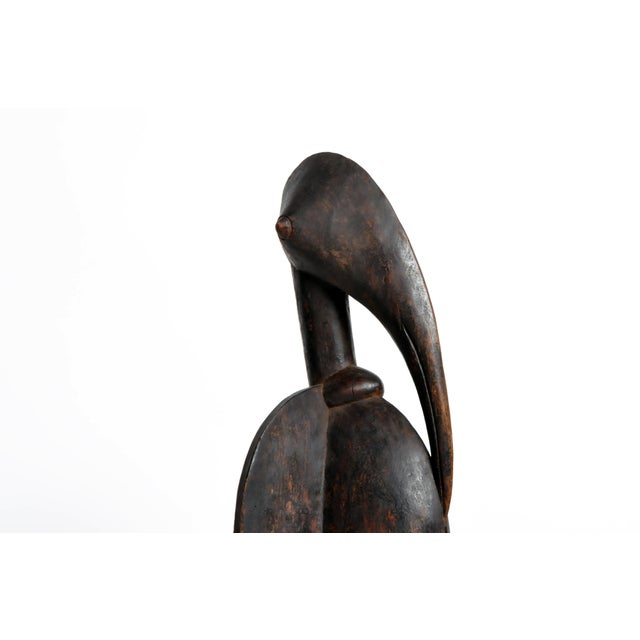 Small Yoruba Figure of a Woman Sculpture For Sale - Image 9 of 13