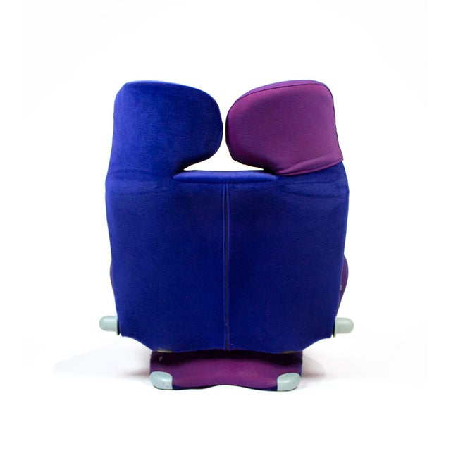 Cassina Lounge Chair by Toshiyuki Kita for Cassina For Sale - Image 4 of 9