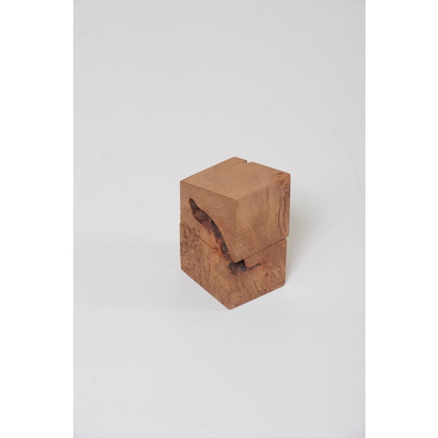 Studio Box by American Craftsman Michael Elkan, Us 'No 3' For Sale - Image 6 of 6