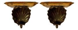 Image of Black Decorative Brackets